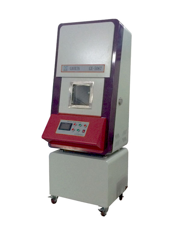 Computer Controlled PLC Control  Battery Hydraulic Servo Motor Crush Testing Machine