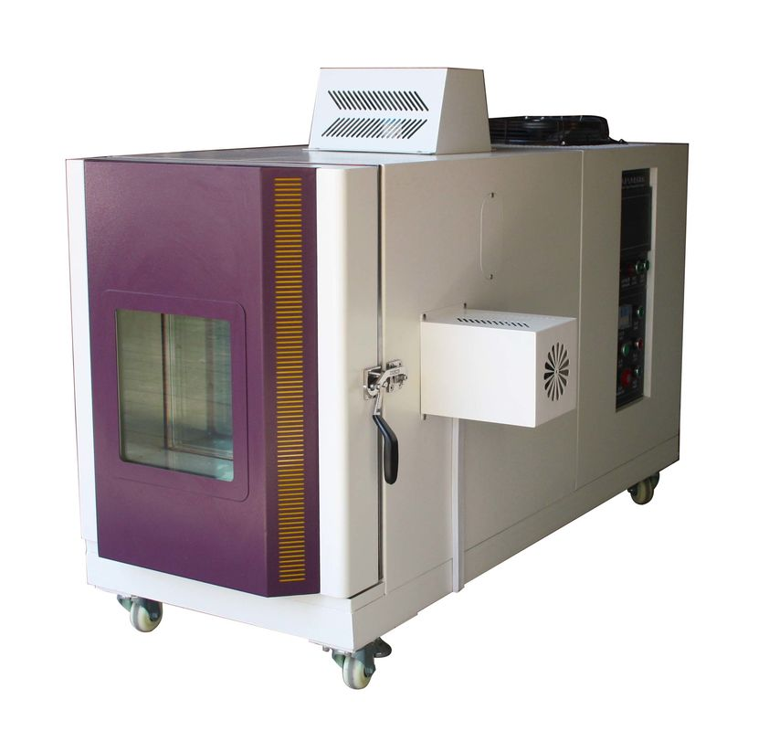 Electric Fabric / Leather Testing Equipment For Water Vapour Permeability