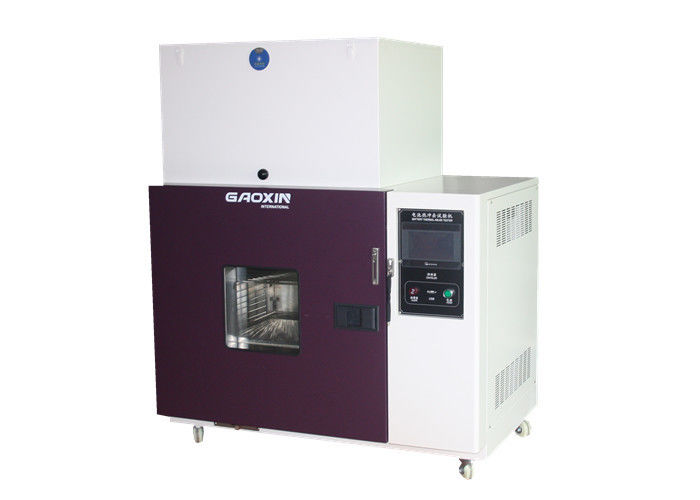 PLC Control IEC 62133 Battery Safety Testing Equipment / Thermal Abuse Case Stress Test Chamber