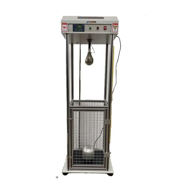 EN 397 & ANSI Z89.1-2014 Impact  Puncture Resistance Safety Helmet Testing Machine