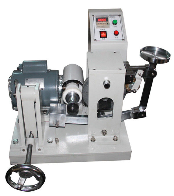 AKRON Rubber Testing Equipment For Abrasion Resistance ...