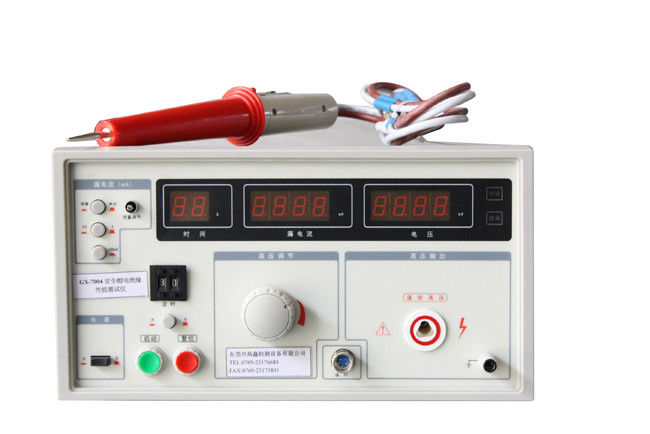 Electrical Testing Instruments : Portable electrical insulation helmet testing equipment