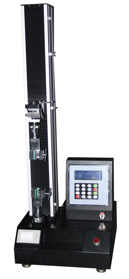 Professional Testing Software Single Column Compression Tensile Strength Tester