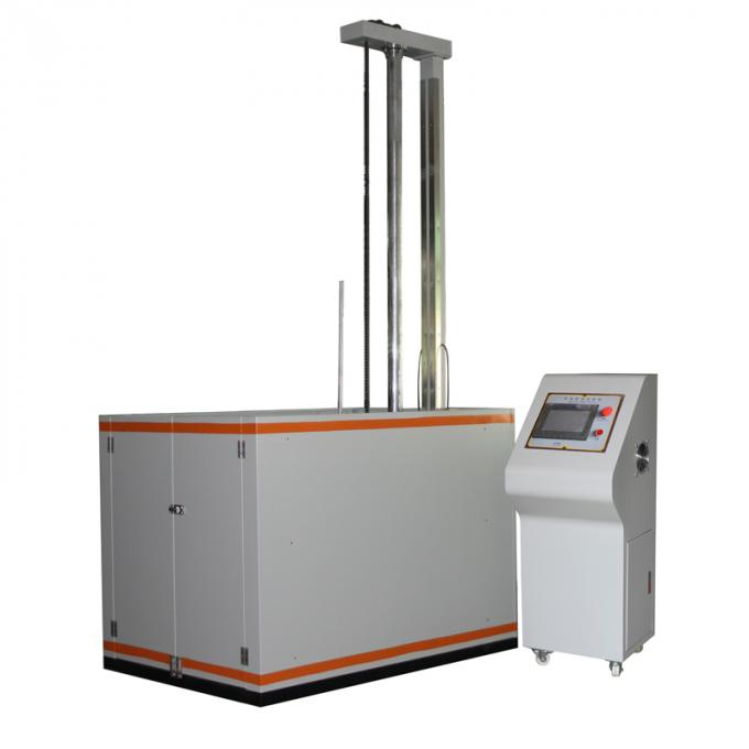 Single Wing Electromagnetic Power Battery Drop Free Testing Machine
