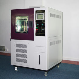 China High And Low Temperature Humidity Heat Cycle Environmental Simulation Test Chamber For Battery factory