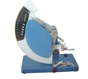 China Fabrics Paper Testing Equipments Elmendorf Tearing resistance Strength Tester factory