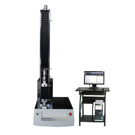 China Computer Controlled Servo Motor Tensile Testing Machine Universal Materials Flexing Tearing Tensile Strength Tester distributor