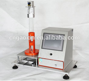 China Foam Material Drop Ball Rebound Resilience Tester Professional factory
