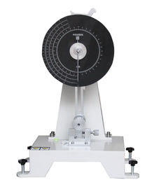 China Charpy Pendulum Impact Tester Testing Machine For Plastic Industry factory