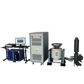 China Electromagnetic Battery Vibration Testing Machine With Digital Computer Display distributor