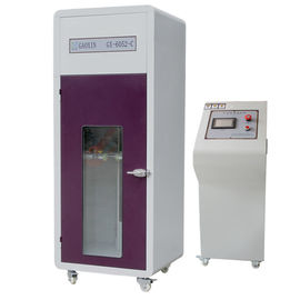 China UN38.3 / IEC62133 PLC Touch Screen Battery Free Drop Test Equipment distributor