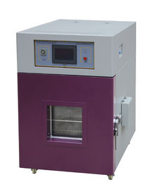 China PLC Full Control Touch Screen Battery Thermal Shock Test Chamber 304 Stainless Steel distributor