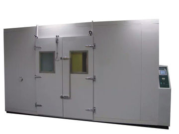 China Programmable Climate Test Walk In Environmental Chamber Test Material Performance factory