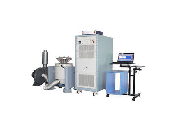 China UN38.3 IEC 62133 Electromagnetic Vibration Test Bench Battery Testing Equipment factory