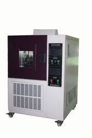 China Vertical Leather Testing Equipment  ,  Low Temperature Leather Bally Flex Test Chamber factory