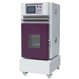 China Battery External Short Circuit Testing Equipment With Temperature Current Voltage Recorder factory
