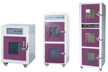 China 304 Stainless Steel Explosion Proof Test Chamber For Battery Safety Test Charge - Discharge factory