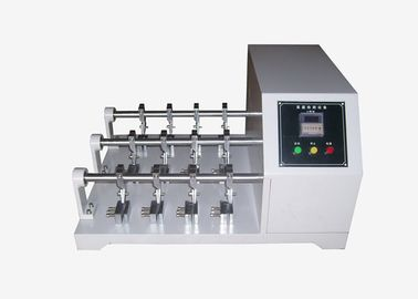 China BS - 3144 Standard Leather Testing Equipment For Flexing Resistance Test with 12 Groups factory