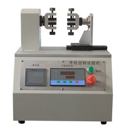China PLC Control System Mobile Phone Torsion Test Machine With Touch Screen Display distributor