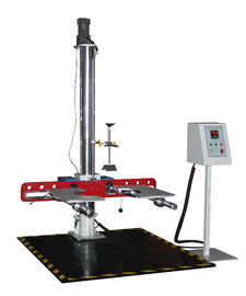 China Stainless Steel Motor Drive Simple Structure Luggage Drop Testing Equipment distributor