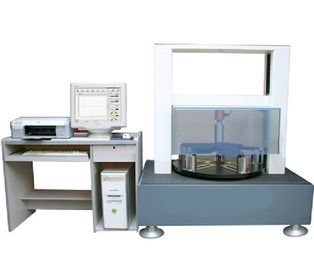 China Electric Chair Testing Machine , Pedestal Compression Resistance Tester distributor