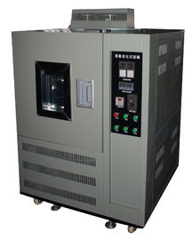 China Thermoplastic Rubber Laboratory Equipment Ozone Aging Test Chamber JIS K 6259 , ASTM1149 distributor