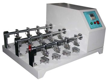 China Leather Bally Flex Resistance Tester  Leather Flexometer Test Machine Six Twelve Station factory