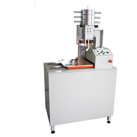 China High Pressure Footwear Friction Testing Equipment To Test Shoe Sole And Heel distributor