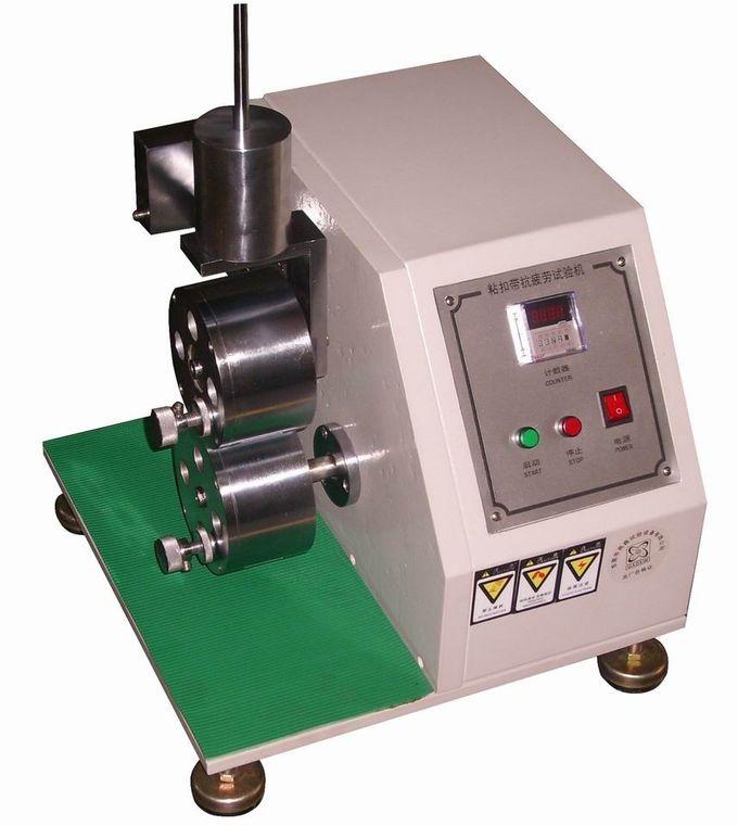 Fatigue Testing Machine Automatic Hook Loop Fastener Magic