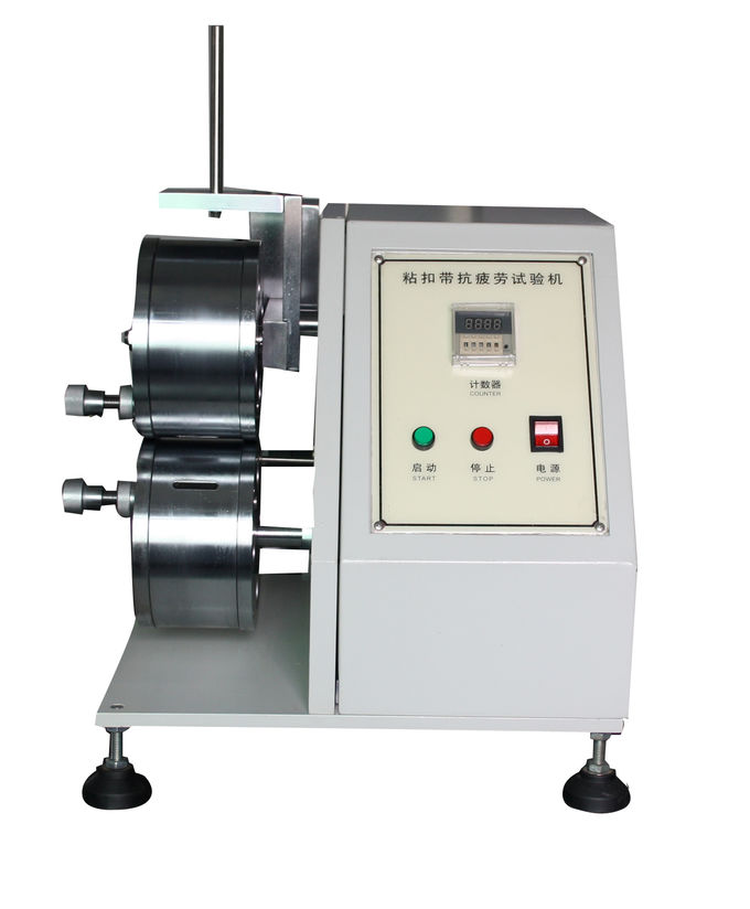 Fatigue Testing Machine Automatic Hook Loop Fastener Magic Tape Test Equipment