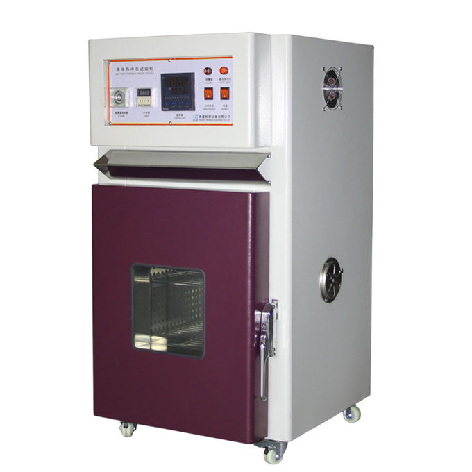 Convection Air Oven High Temperature Impact Thermal Shock Tester Battery Testing Equipment