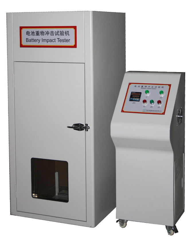 Battery Packs Impact Tester Battery Testing Equipment with SJ/T11170 , UL 1642 ,UL 2054