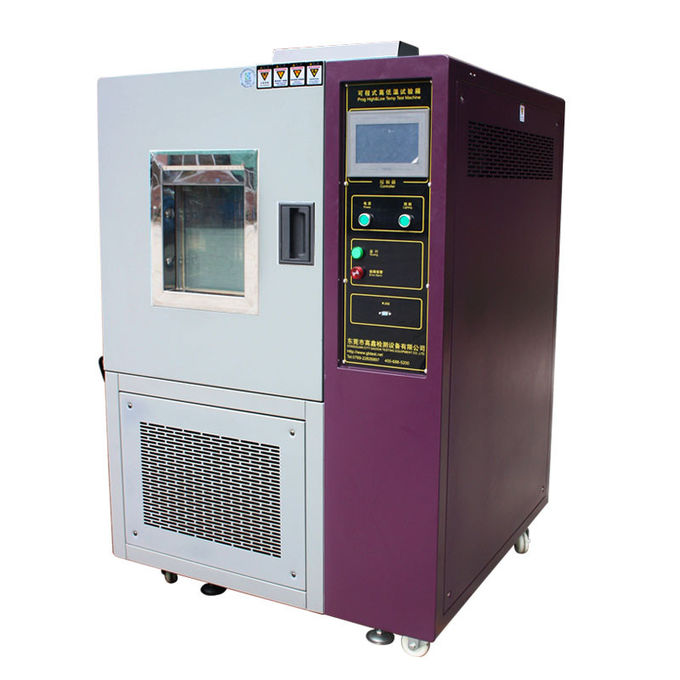 Programmable Environmental Test Equipment Temperature Humidity Test Chamber