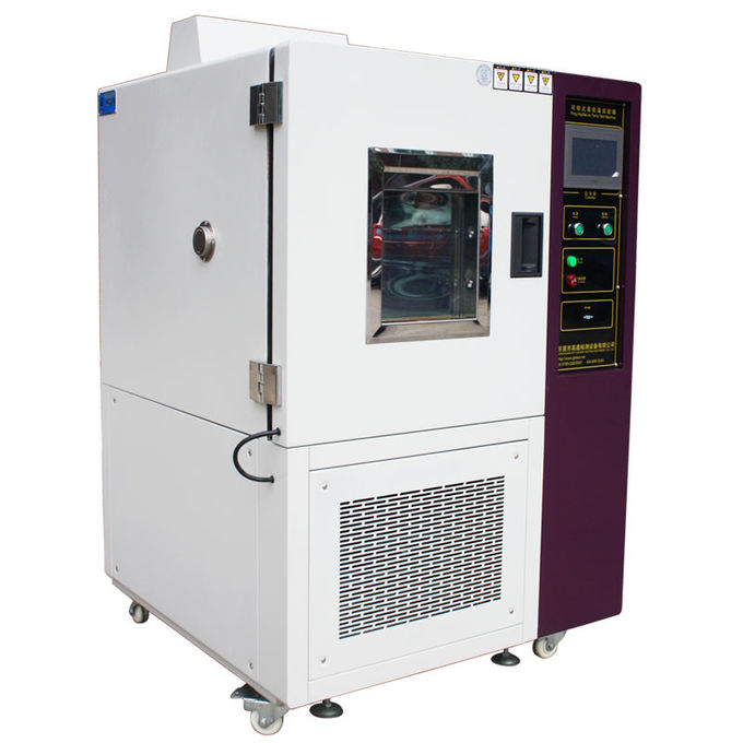 High Low Temperature Environmental Test Chamber For Battery Rubber And Plastic