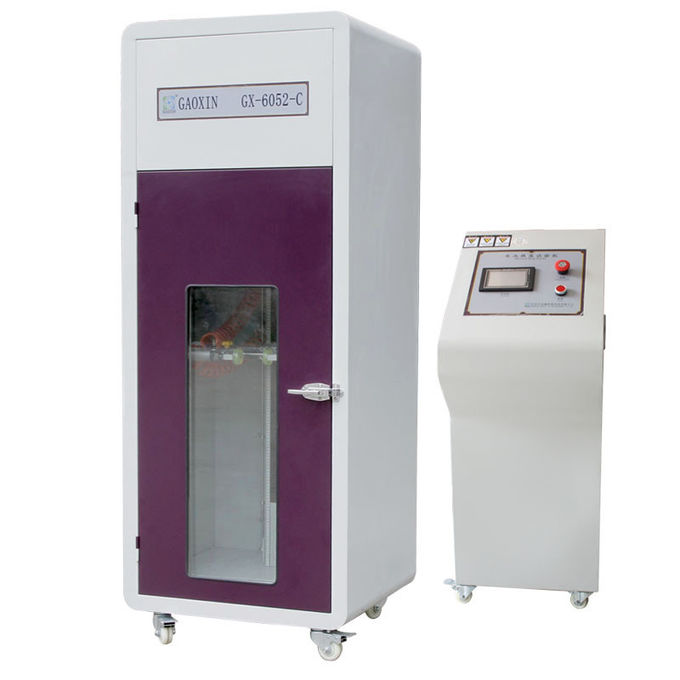 Free Drop Weight Impact Testing Machine Closed Type 18650 Cylindrical Battery Mobile Phone Battery Testing Equipment