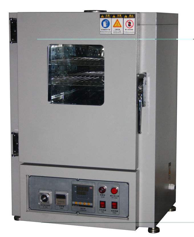 Up to 300 Degree UL Standard Battery Testing Equipment Battery Thermal Shock Test Chamber Vacuum Industry Drying Oven