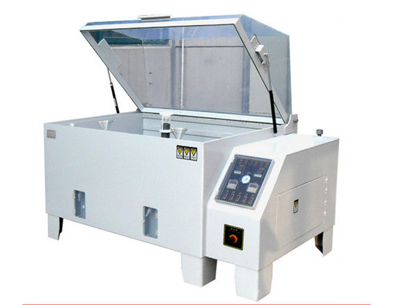 480 L Three Layer Touch Screen Environmental Test Chamber Programmable Smart Salt Spray Test Chamber